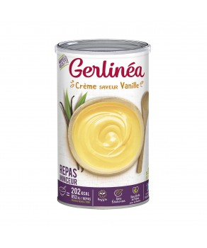 Crème Repas Vanille Gerlinéa