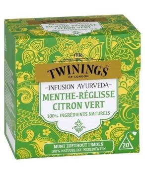 Twinings Menthe Réglisse...