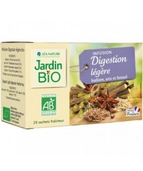 Infusion Digestive Biologique