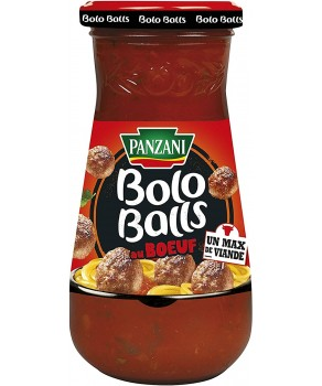 Bolo Balls Panzani