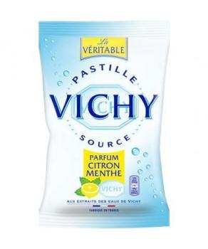 Pastille Vichy Citron Menthe