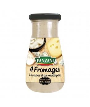 Sauce Quatre Fromages