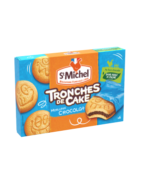 Tronches de Cake Saint Michel