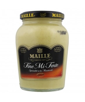 Moutarde Mi-Forte Maille