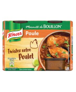 Marmite Bouillon Knorr Poule