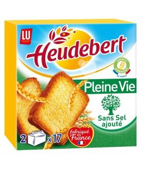Biscottes Pleine Vie Heudebert