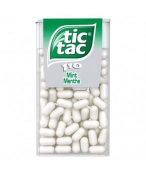 Bonbons Tic Tac Menthe