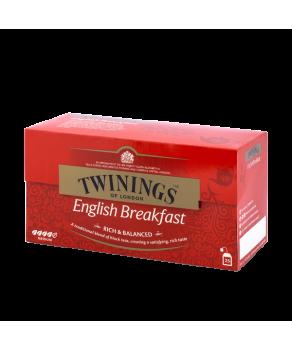 Thé Twinings English Breakfast