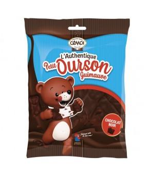 Oursons chocolat Noir Cémoi