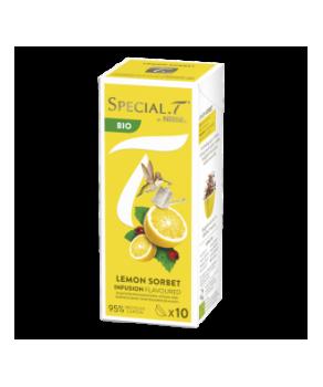 Lemon sorbet Special T
