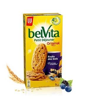 Belvita Fruits des Bois