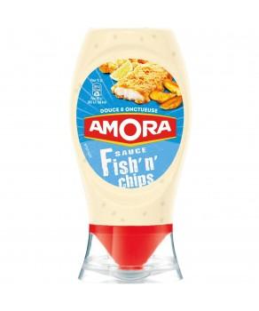 Amora Fisch' n chips