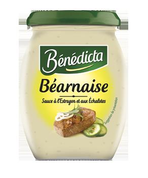 Bénédicta Sauce Béarnaise