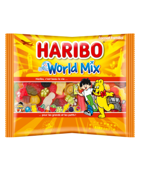 World Mix Haribo
