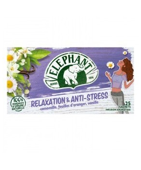 Infusion Relaxation Antistress