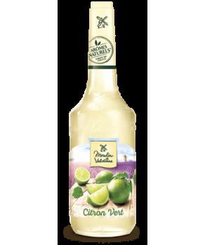 Sirop Moulin de Valdonne Citron Vert