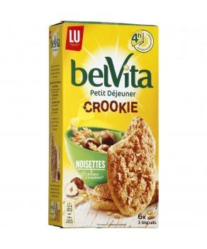 Belvita Crookie Noisette