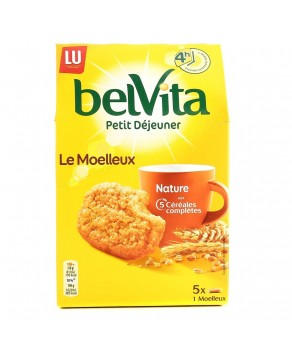 Belvita Moelleux Nature