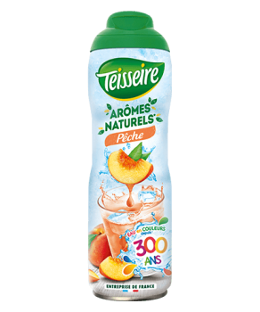 Teisseire Fruits Pêche