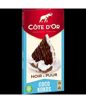Chocolat Noir Côte D'Or Coco