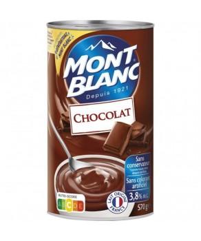 Crème Chocolat Mont Blanc