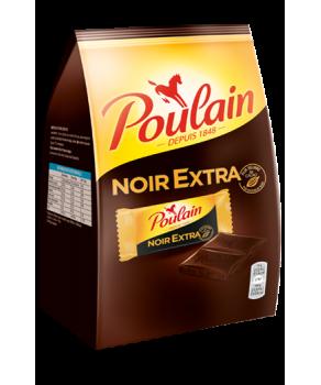 Carrés de Chocolat Poulain...