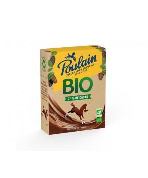 Chocolat Poulain Biologique