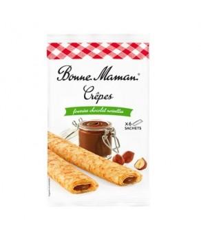 Crêpes Chocolat Noisette...