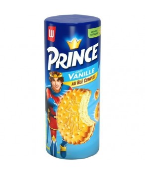 Biscuits Prince Vanille
