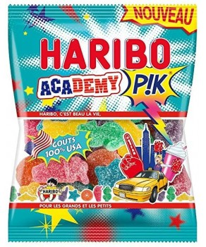 Academy Pik Haribo