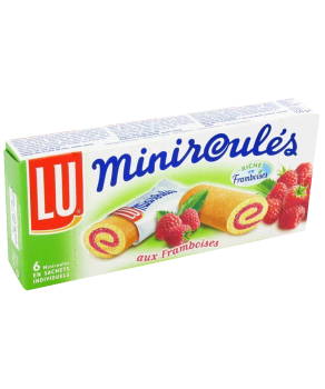 Miniroulés Framboises