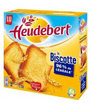 Biscottes Françaises Heudebert