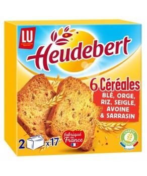 Biscottes aux Céréales