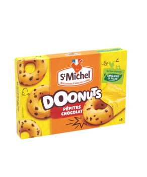 Doonuts Pépites de Chocolat...
