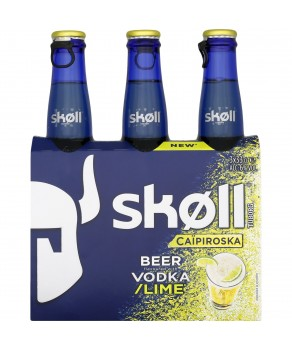 Bière Skoll Vodka Citron...