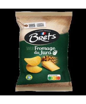 Chips Bret's fromage du jura