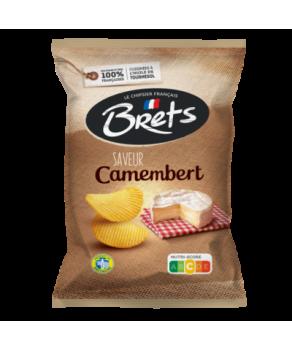 Chips Bret's au Camembert