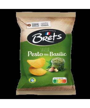 Bret's Pesto Basilic