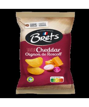 Chips Cheddar Oignons de...