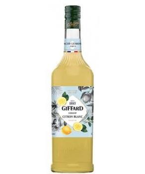 Sirop de Citron Blanc Giffard