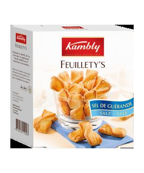 Feuillety's au Sel de Guérande