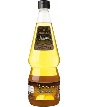 Sauce Vinaigrette Agrumes