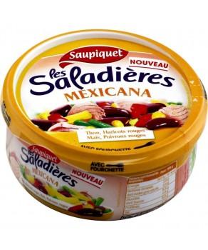 Salade au thon Mexicana...