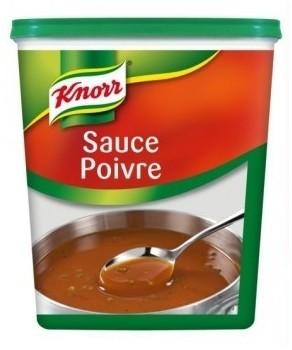Sauce au poivre knorr