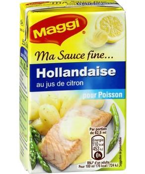 Sauce fine hollandaise Maggi