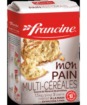 Farine Pain multi-céréales