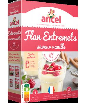 Flanc Vanille  Ancel
