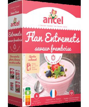 Flanc Framboise Ancel