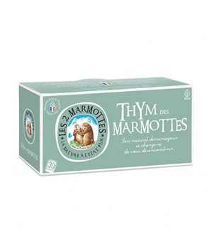 Infusion Thym des Marmottes