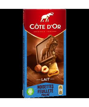 Côte d'Or Lait Noisettes...